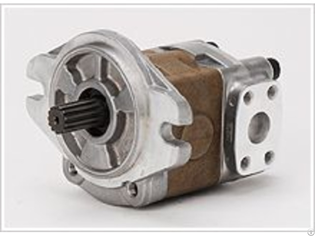 Shimadzu Hydraulic Gear Pump