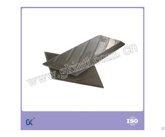 White Iron Astm Abrasion Resistance Wear Parts Skid Bars