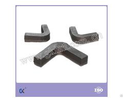 High Chrome Moly White Iron Elbow Bar Boomerange