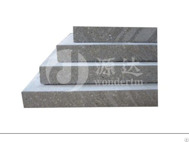 Wonder 12mm Grey Color Mgo Board