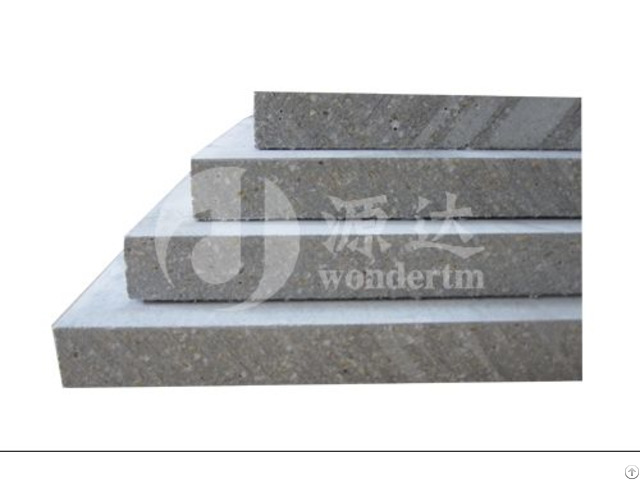 15mm Grey Mgo Board From Wonder China