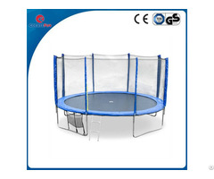 Createfun 2016 Fashion Style Outdoor Cheap Big Trampoline For Sale