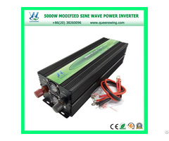 6000w Car Solar Power Inverters With Digital Display Qw M6000