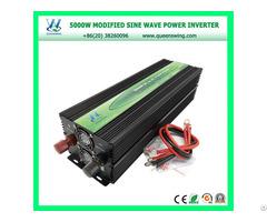 6000w Car Solar Power Inverters With Digital Display Qw M6000