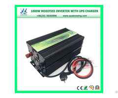 Ups 1000w Power Inverter With Charger And Digital Display Qw M1000ups