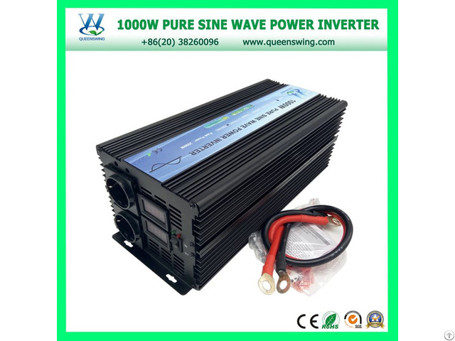 6000w Dc12 24v Ac220v Solar Converter Power Inverter Qw P6000