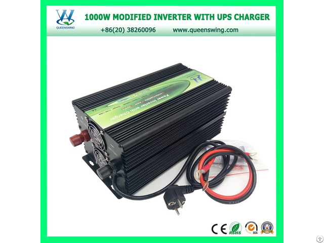 Ups 4000w Dc Ac Solar Inverter With Battery Charger Qw M4000ups