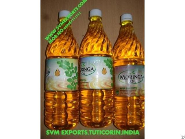 Moringa Seed Oil Exporters India