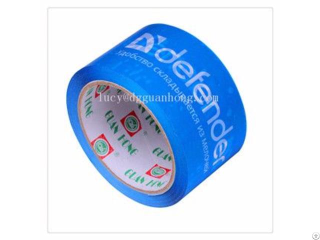 China Supplier Pressure Sensitive Bopp Packaging Tape High Adhesive Long Lasting