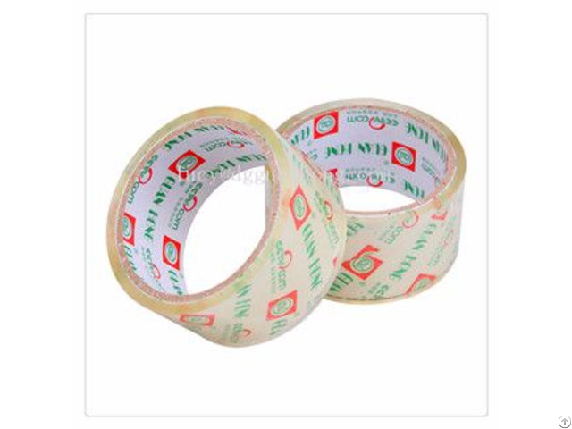 Sealing Packaging Bopp Crystal Clear Tape
