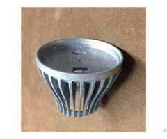 Aluminium Alloy A380 Adc12 Light Screw Socket Die Casting