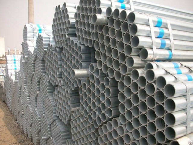High Quality Galvanized Tube