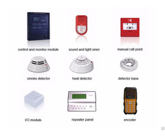 Addressable Fire Alarm Control Panel Mn300e
