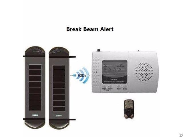 Intrusion Detector Perimeter Break Beams