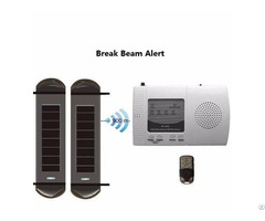 Intrusion Detector Perimeter Break Beams