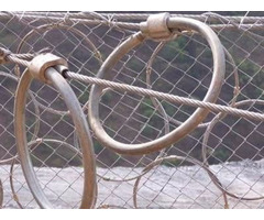 Steel Wire Ring Net