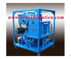 Mtp Mobile Vacuum Transformer Oil Purifier
