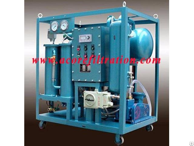 Dvtp Vacuum Transformer Oil Filter Machine
