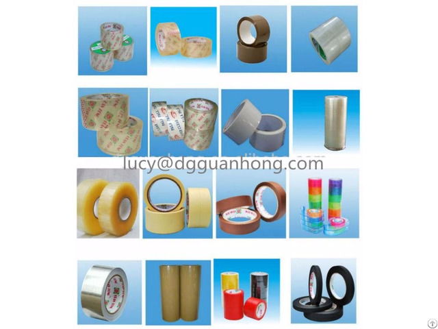 Waterproof Bopp Professional 40mic Custom Packing Tape