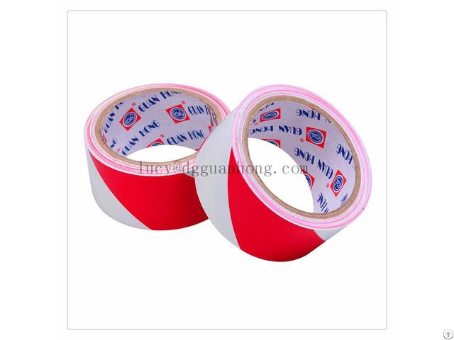 Custom Pvc Detectable Underground Warning Tape High Adhesive 48mm