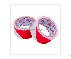 Custom Pvc Detectable Underground Warning Tape High Adhesive 48mm