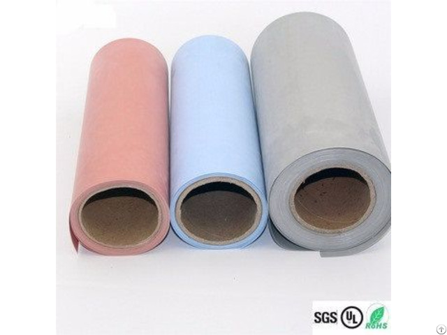 Silicone Rubber Fiberglass Fabric