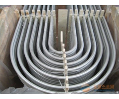 Supply High Quality Stainless Steel U Bend Tubes