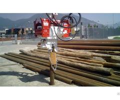 Vibro Hammer Ovr 40s Excavator Mounted
