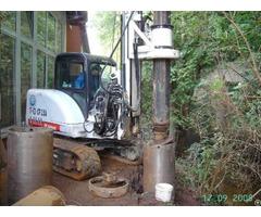 New Piling Drilling Rig Tescar Cf2 5