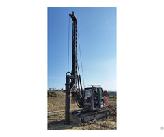 New Piling Drilling Rig Tescar Cf3