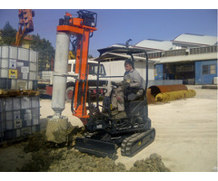 Tescar Cf1 New Piling Drilling Rig