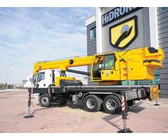 Mobile Crane Hidrokon Hk 60 22 T2 20 Ton