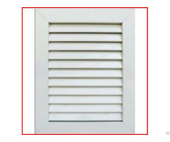 Aluminium Profiles For Shutters
