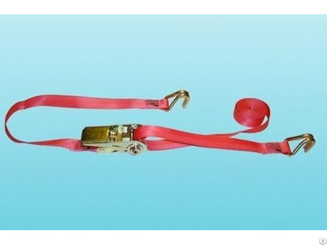 2t 35mm Ratchet Strap With Alloy Buckle