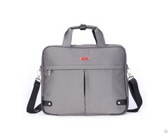 Laptop Computer Notebook Business Shoulder Nylon Function Bag