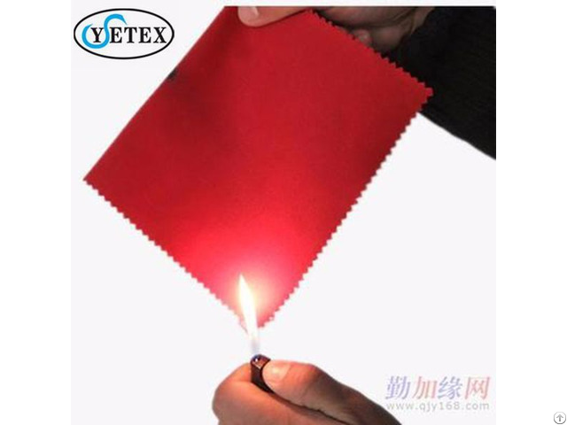 Fire Retardant Modacrylic Cotton Fr Fabric For Safety Workwear