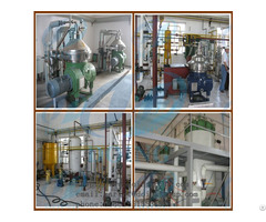 Long Working Time Palm Oil Rerfinery Machine