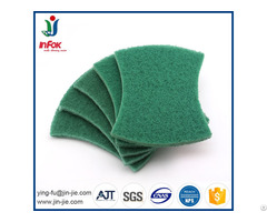 Yf Sc035 Kitchen Cleaning Nylon Scouring Pad