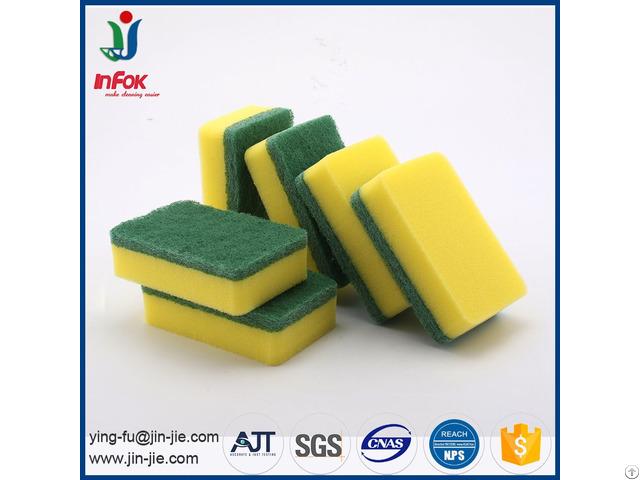 Yf Sp020 Hvavy Duty Sponge Scourer