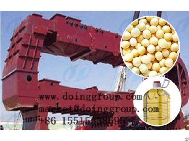 Advantages Of Soybean Oil Extraction