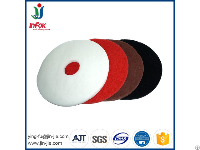 Polishing Cleaning Pads