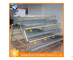 H Type Control Chicken Layer Cage Price