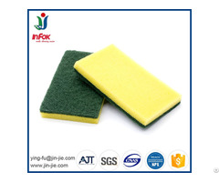 Kitchen Sponge For Washing Dishes Scourer