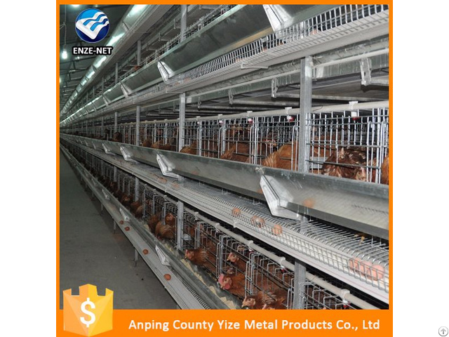 Tanzania Farm Supply Types Of Used Layer Poultry Cages For Sale