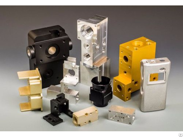 Oem Cnc Machined Parts-cnc Milling Parts