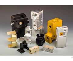 Oem Cnc Machined Parts-cnc Milling Parts