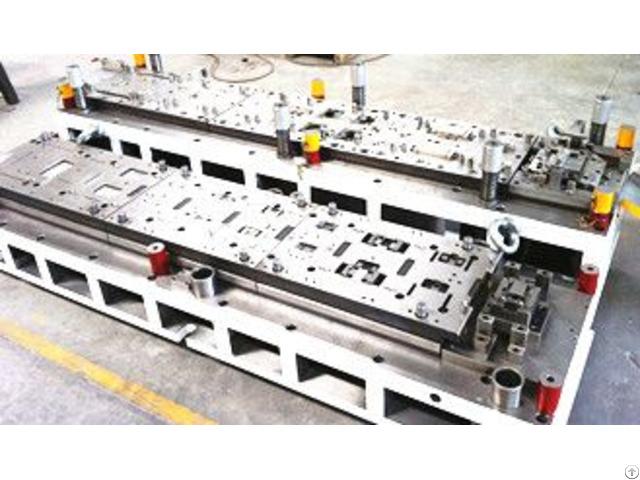 Oem Cnc Machined Parts-precision Metal Mould