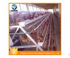 Layer Chicken Cage Poultry Farm For Sri Lanka