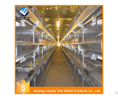 High Quality Design Hot Galvanzied Wire Mesh Chicken Layer Cage For Kenya Poultry Farm