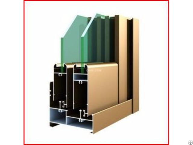 Aluminum Profiles For Windows And Doors
